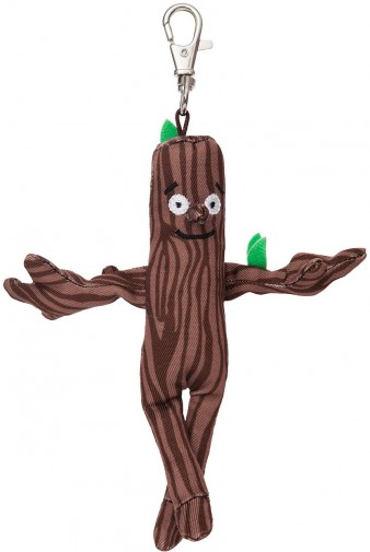 Retired Other - STICK MAN BACKPACK CLIP 14CM