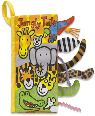 Jellycat Books - BOOK - JUNGLY TAILS