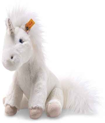 Steiff Soft Cuddly Friends (Age 0+) - UNICA UNICORN FLOPPY 25CM