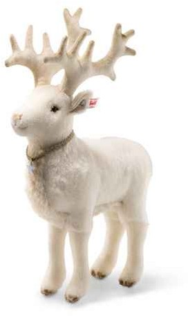 Retired Steiff Bears - WINTER REINDEER 32CM