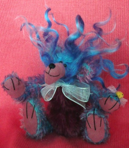 Retired Bears and Animals - BILLY BONKERS 4ֲ½""