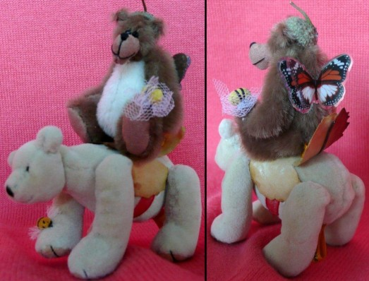 Retired Bears and Animals - OAKEY COKEY 3ֲ½""