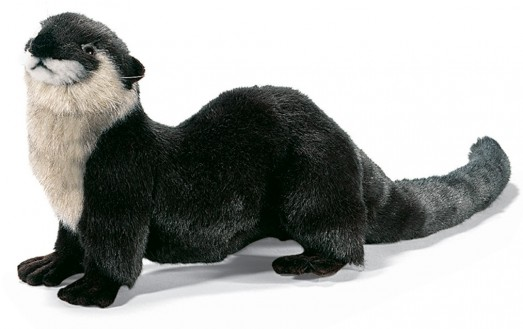 Retired Bears and Animals - RIVER OTTER 24CM