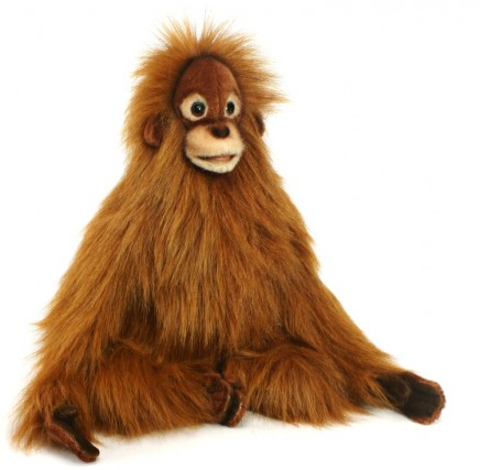 Retired Bears and Animals - ORANGUTAN KID 34CM