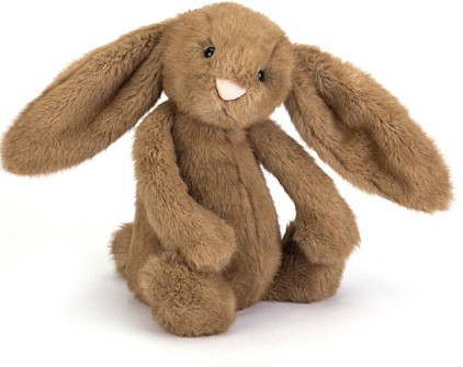Retired Jellycat - BASHFUL BUNNY MAPLE 18CM