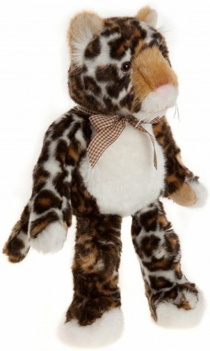 Retired Charlie Bears - WARWICK CHEETAH **SPECIAL OFFER**
