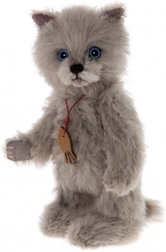 Minimo Collection - Retired - MINIMO BLUE CAT 8""