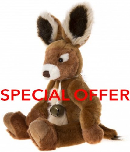 Charlie Bears In Stock Now - DORIS DONKEY **SPECIAL OFFER**