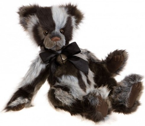 Retired Charlie Bears - EMIL 19ֲ½