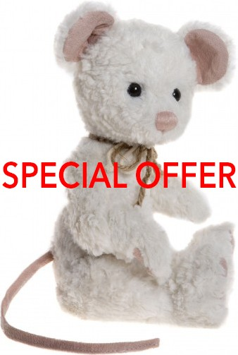 Charlie Bears In Stock Now - PEEPS **SPECIAL OFFER**