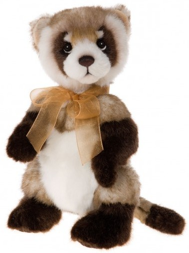 Retired Charlie Bears - SEEK MEERKAT 11""