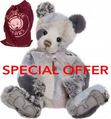 Charlie Bears In Stock Now - TAGGLE **FREE GIFT BAG**