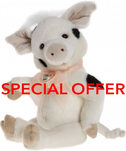 Charlie Bears In Stock Now - TRUFFLES **SPECIAL OFFER**