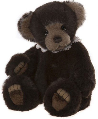 Retired Charlie Bears - WOODEND 11""