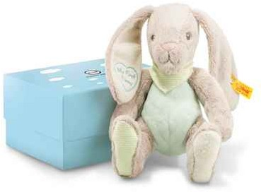 Retired Steiff Bears - MY FIRST BUNNY - BOXED 23CM