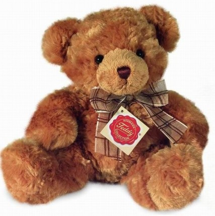 Retired Hermann Teddy - TEDDY BEAR GOLD 26CM