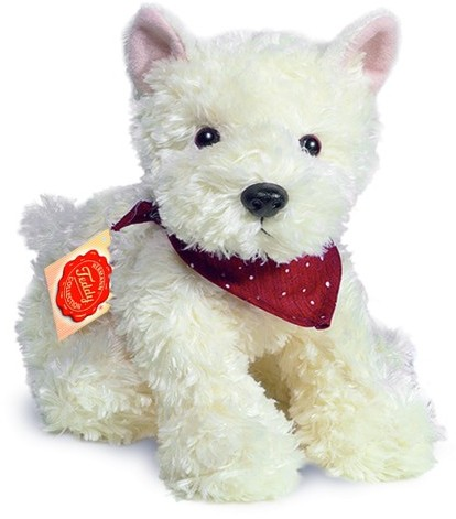Retired Bears and Animals - WEST HIGHLAND TERRIER 25CM