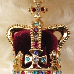 St Edward's Crown Replica