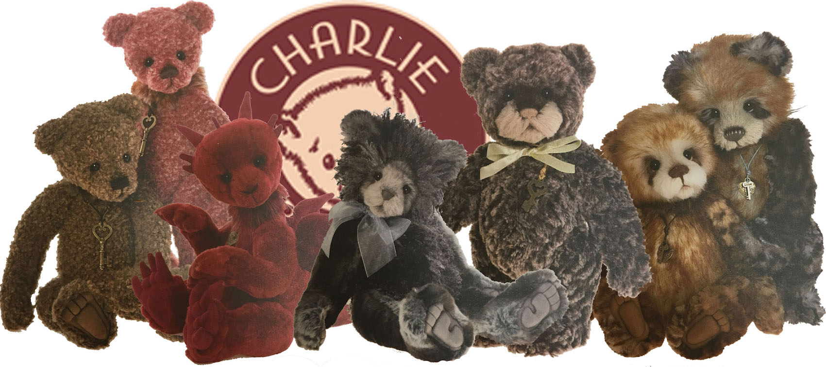 brand New Stock! New 2017 Charlie Bears Duchess Bears